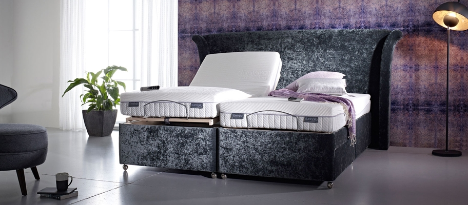 Small Single Adjustable Beds