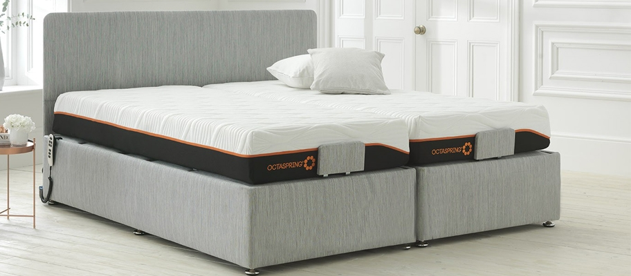 Adjustable Double Mattresses