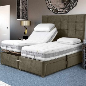 Mammoth Move Advanced Adjustable Bed
