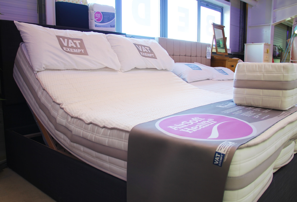 Adjustable Beds Showroom